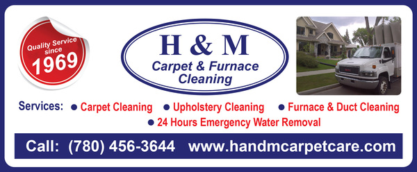 H & M  Carpet & Furnace Cleaning