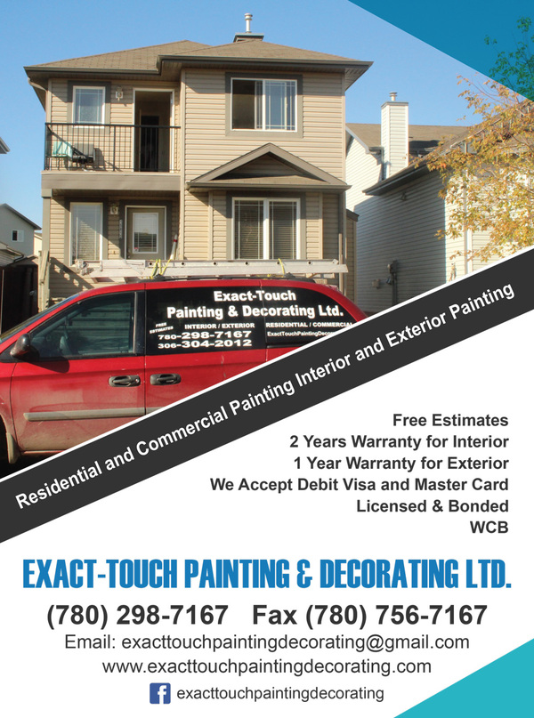 EXACT-TOUCH PAINTING & DECORATING LTD.