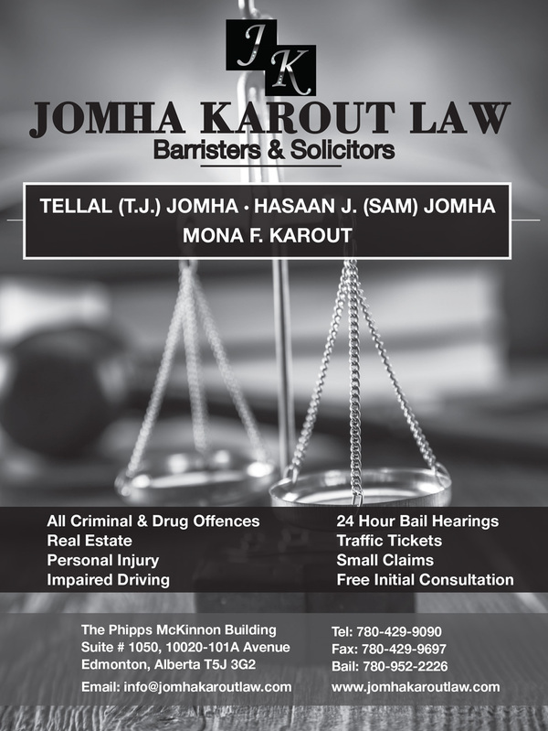 Jomha Karout Law