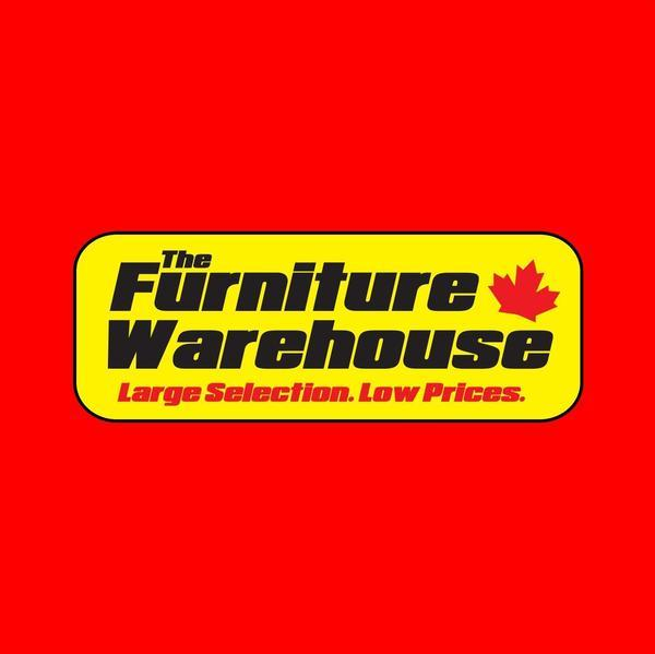 The Furniture Warehouse in Edmonton AB