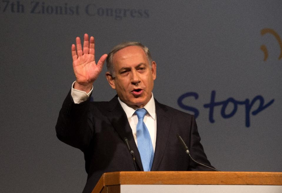 Netanyahu denies exonerating Hitler of Holocaust blame by Ahmed Fattouh in Edmonton AB