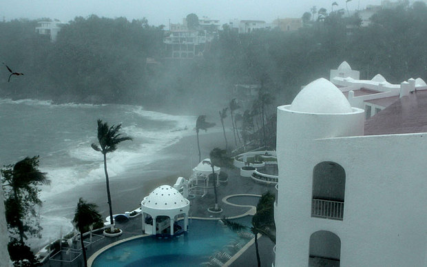 Mexico braces for strongest hurricane ever in Western hemisphere by Ahmed Fattouh in Edmonton AB