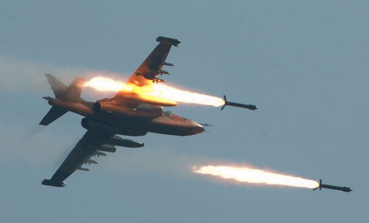 A NATO Country Just Shot down a Russian Bomber: It's Time to Start Paying Attention by Ahmed Fattouh in Edmonton AB