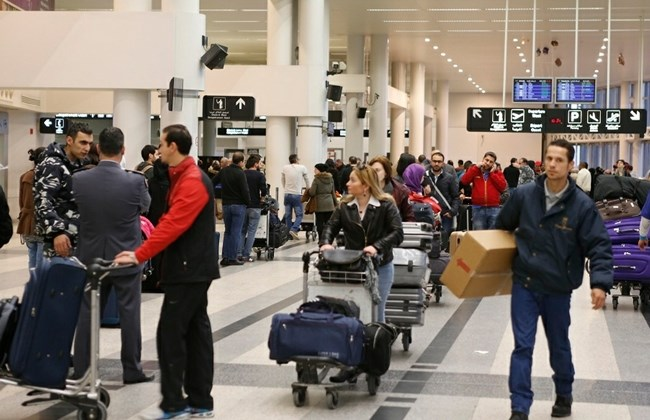 Beirut airport new security measures by Ahmed Fattouh in Edmonton AB