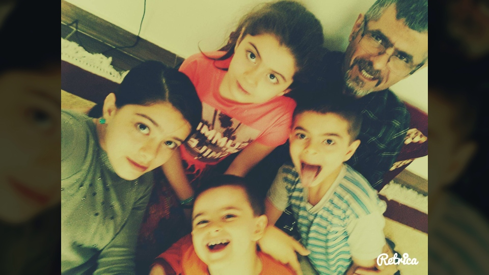 Dad accused of abducting kids to Middle East contacts RCMP, says they're safe by Ahmed Fattouh in Edmonton AB
