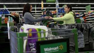 Walmart Canada to stop accepting Visa cards due to 'unacceptably high' fees by Ahmed Fattouh in Edmonton AB