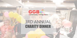 Generously Giving Back's 3rd Annual Charity Dinner