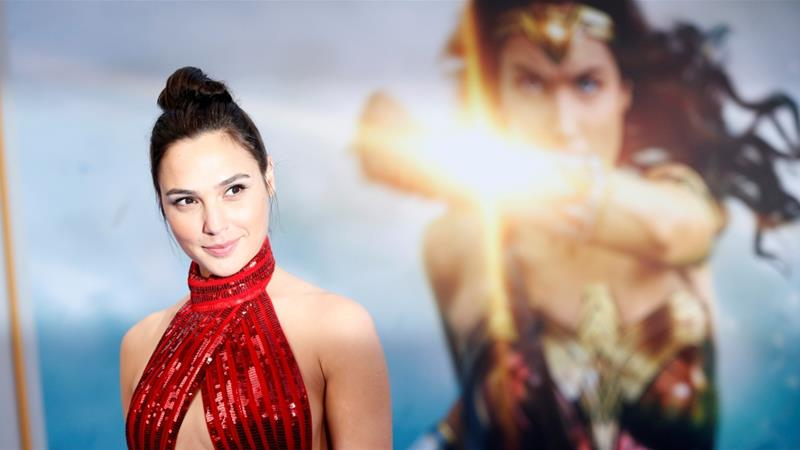 Lebanese Ministry Calls for Ban of Wonder Woman Movie by Ahmed Fattouh in Edmonton AB