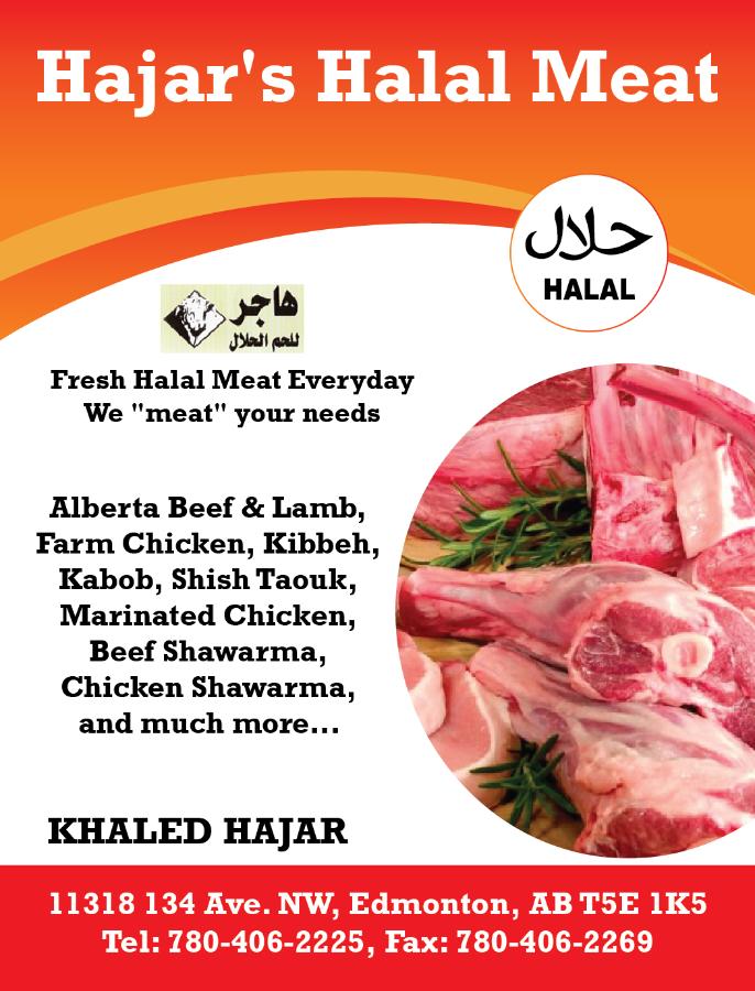 Hajar Halal Meats - FOOD - HALAL MEATS - Directory